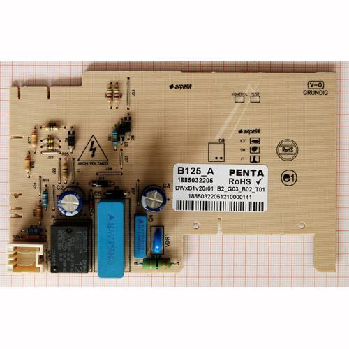 1885032205 CONTROL BOARD B125 -A. ARCELIK,0