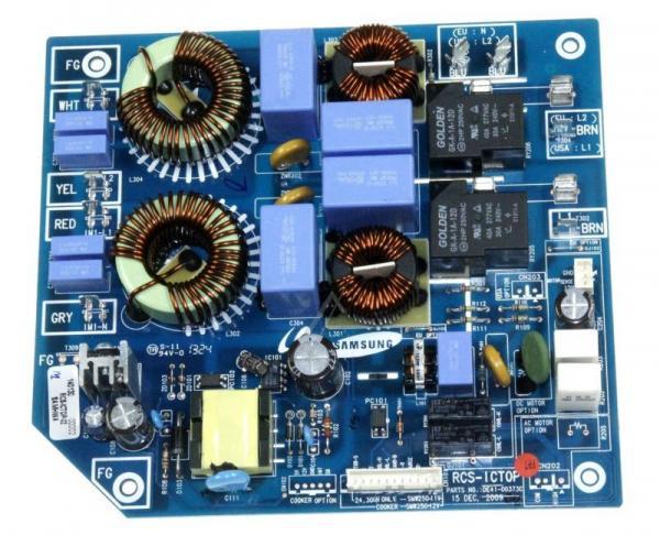 Moduł sterujący do płyty ceramicznej RCSICTOP02,1