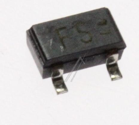 2SA1037K Tranzystor TO-236 (pnp) 100V 100mA 140MHz,0