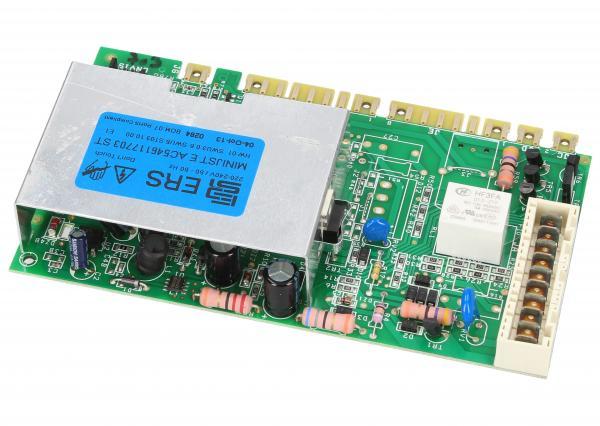 Moduł elektroniczny skonfigurowany do pralki Ardo 546117703,1