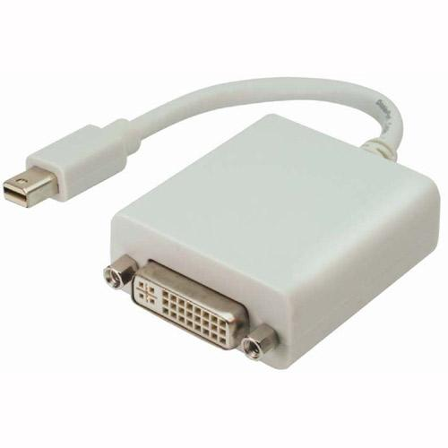 Adapter DISPLAYPORT mini - DVI (wtyk/ gniazdo),0