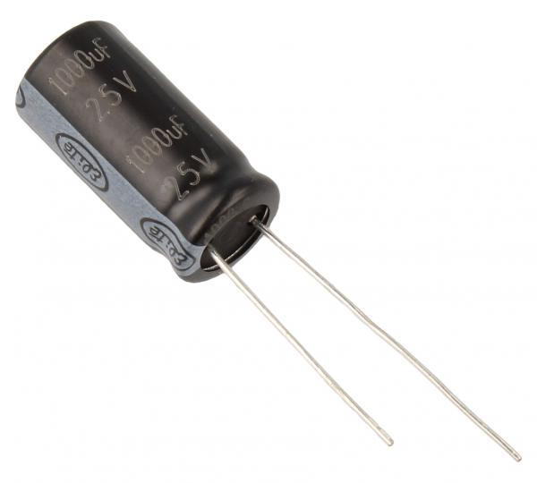 1000uF   25V Kondensator elektrolityczny 105C 30067789 20mm/10mm,0