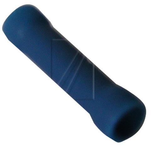 osłona zlacza 100szt niebieskie,0