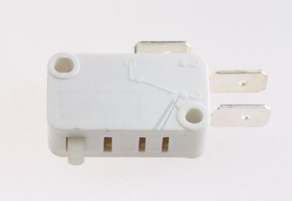 Przełącznik blokady drzwi do zmywarki 481990501146,0