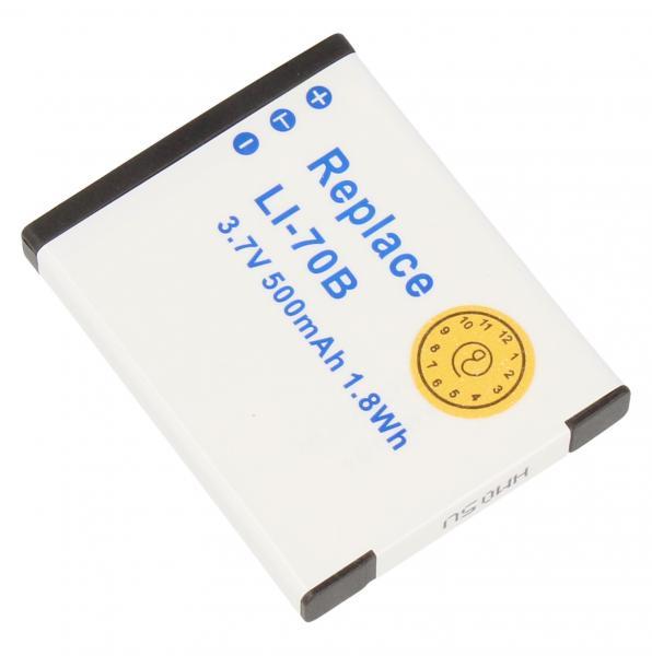 DIGCA37082 Bateria   Akumulator 3.7V 500mAh do kamery,0