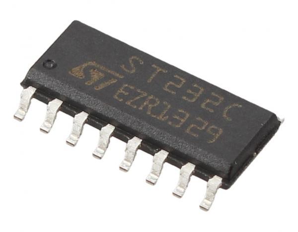 MAX232 Układ scalony IC,0