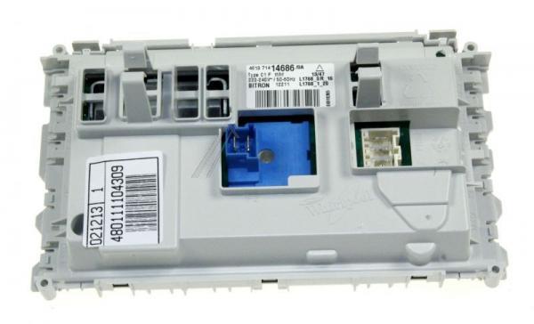 Moduł elektroniczny skonfigurowany do pralki 480111104309,0