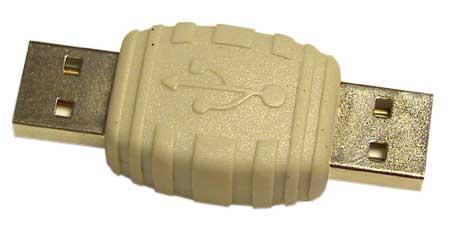 Łącznik USB A (wtyk/wtyk),0
