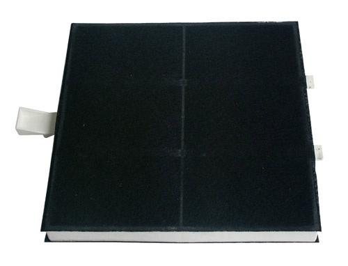 Filtr węglowy DHZ5185 aktywny w obudowie do okapu Siemens 00360732,3