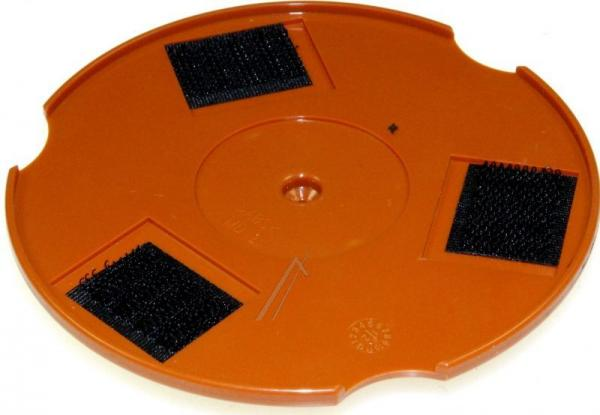 Talerz plastikowy do ssawki polerującej do odkurzacza Philips 432200511040,0