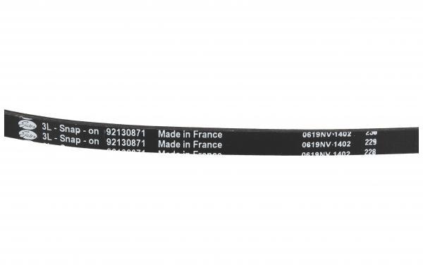 1165L3 Pasek napędowy E3L474 do pralki Candy 92130871,2