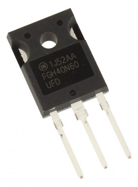 G40N60UFD Tranzystor TO-247 (n-channel) 600V 80A 22MHz,0