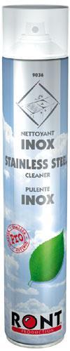 Preparat czyszczący (płyn) do stali nierdzewnej,0