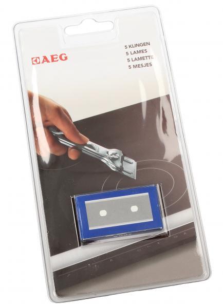 Ostrze zapasowe skrobaka do płyty ceramicznej AEG 9029791093,0