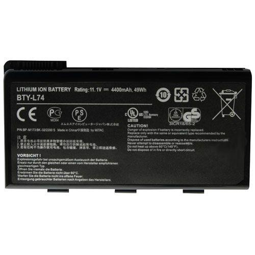 BTYL74 Akumulator   Bateria do laptopa,0