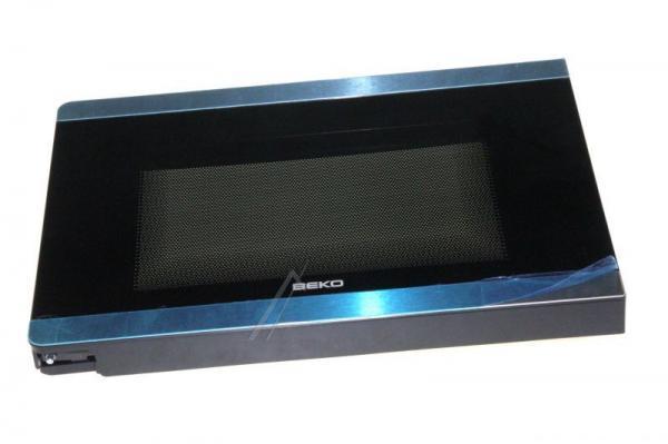 Drzwiczki kompletne do mikrofalówki 9197023857,0
