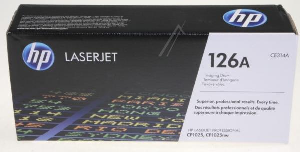 CE314A 126A HP BELICHTUNGSTROMMEL CP1025-COLOR LASERJET 14K=SW/ 7K=COLOR HEWLETT-PACKARD,0