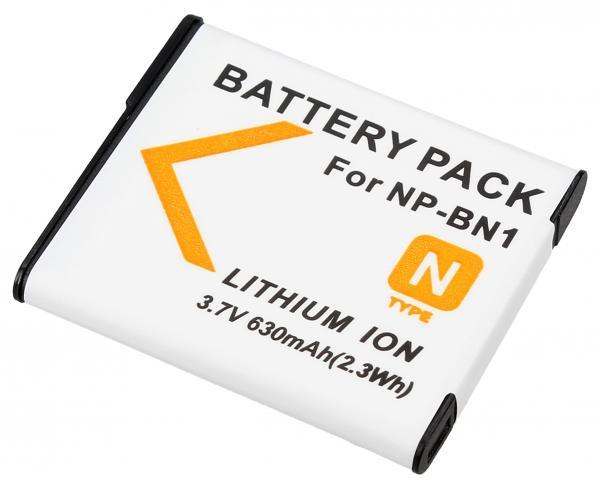 DIGCA36022 Bateria   Akumulator 3.6V 630mAh do kamery,0