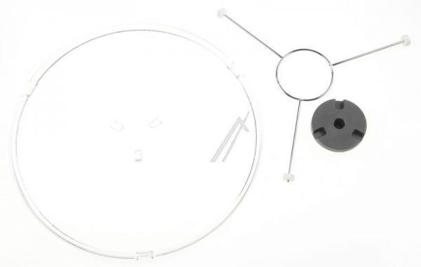 Talerz szklany do mikrofalówki 30cm 74X7599,1