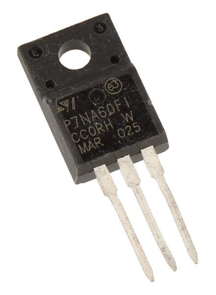 STP7NA60FI Tranzystor TO-220 (n-channel) 600V 4.4A 50MHz,0