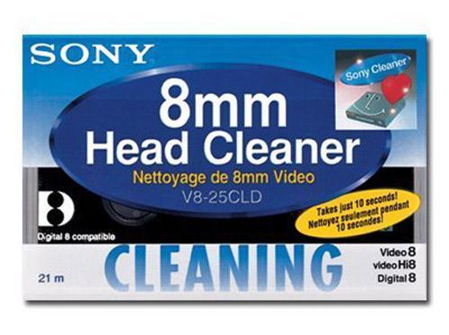 Kaseta czyszcząca mini do kamery V825CLDE,0