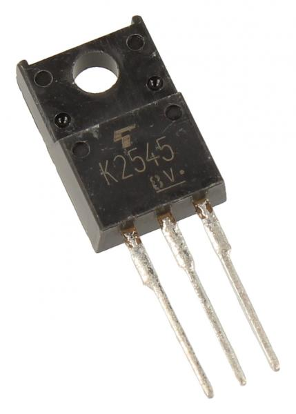 2SK2545 Tranzystor TO-220 (n-channel) 600V 6A 40MHz,0