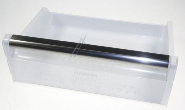 Pojemnik szuflady zamrażarki górny do lodówki 00685773,0