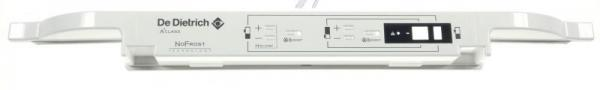 Front | Maskownica panelu sterowania do lodówki AS0007041,0