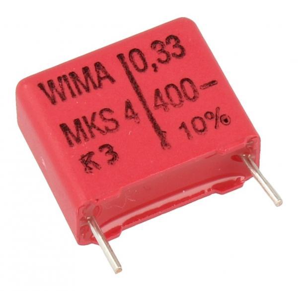 330nF | 400V Kondensator impulsowy MKS4 WIMA,0