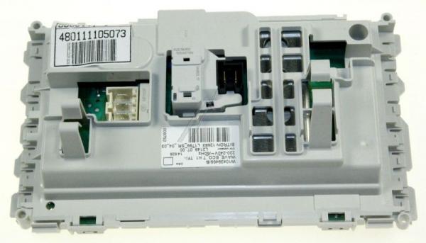 Moduł elektroniczny skonfigurowany do pralki 480111105073,0