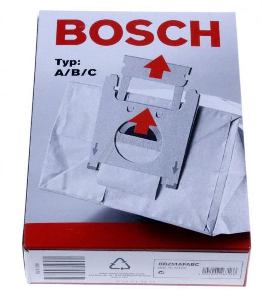 Worek do odkurzacza BBZ51AFABC Bosch 5szt. (+mikrofiltr) 00461410,0