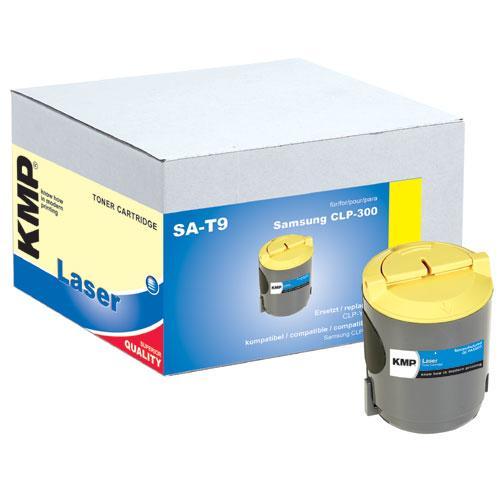 Toner żółty do drukarki  SAT9,0