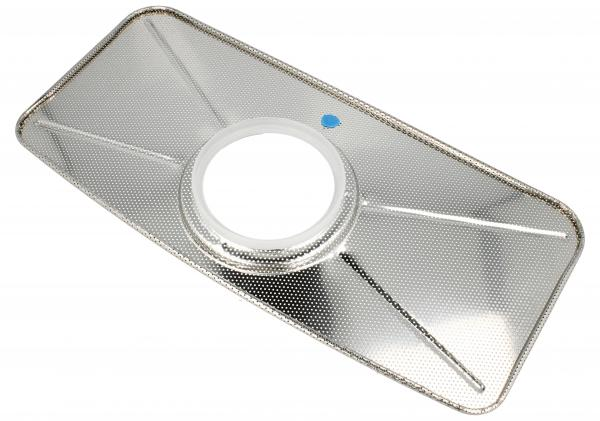 Filtr płaski (metalowy) do zmywarki 00365039,2