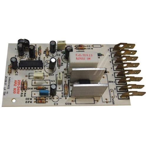 Moduł elektroniczny skonfigurowany do pralki Ardo 546001400,0