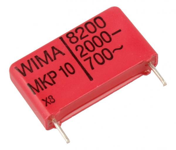 8.2nF   2000V Kondensator impulsowy MKP10 WIMA,0