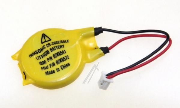 Bateria   Bateria podtrzymująca pamięć  02K6541,0