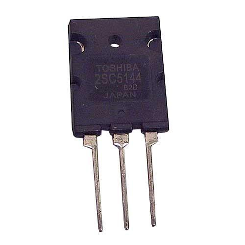 2SC5144 Tranzystor TO-3P (npn) 600V 20A 1.7MHz,0