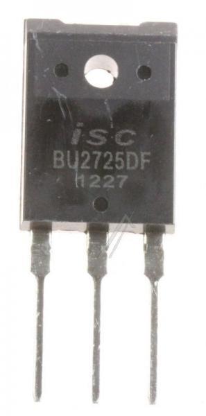 BU2725DF Tranzystor SOT-199 (npn) 1700V 12A 7MHz,0