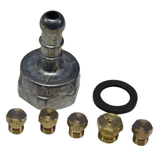 Dysza propan-butan (zestaw) do kuchenki 481231038611,0