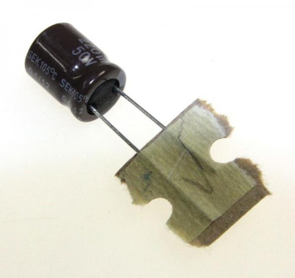 220uF | 50V Kondensator elektrolityczny 105°C SE050M0220A5S1012 16mm/10mm,0