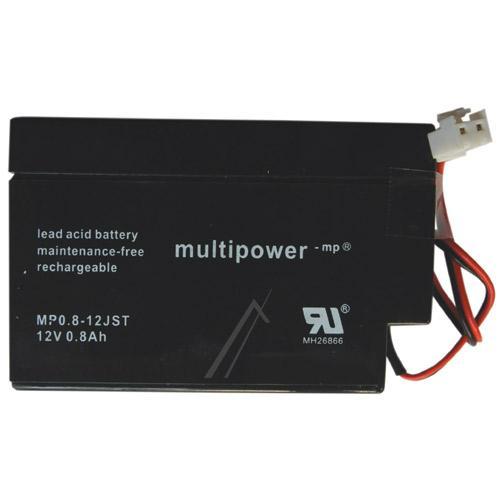 MP0,812JST Akumulator UPS 12V 800mAh Multipower (1szt.),0