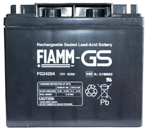 FG24204 Akumulator UPS 12V 42000mAh Fiamm (1szt.),0
