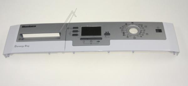 Maskownica   Panel przedni + front szuflady do pralki 2972509002,0