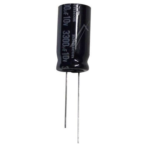3300uF | 10V Kondensator elektrolityczny 105°C 25mm/12.5mm,0
