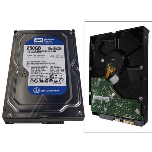 """Dysk HDD 250GB 3,5"""" SATA 3 WESTERN DIGITAL WD2500AAKX,0"""