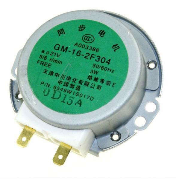Silnik napędowy mikrofalówki 6549W1S017D,0