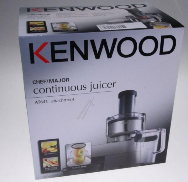 Sokowirówka AT641 kompletna do robota kuchennego Kenwood AWAT641B01,1