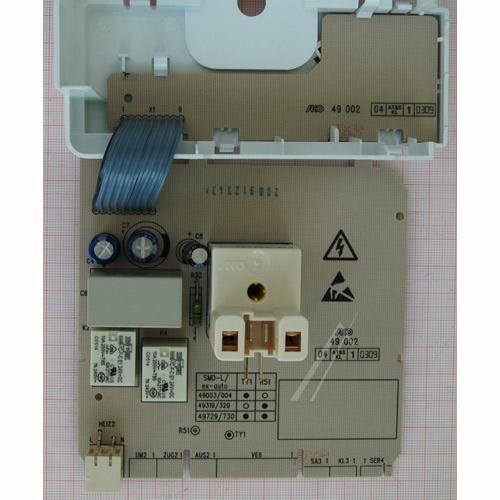 Programator | Moduł sterujący (w obudowie) skonfigurowany do zmywarki Siemens 00481818,0