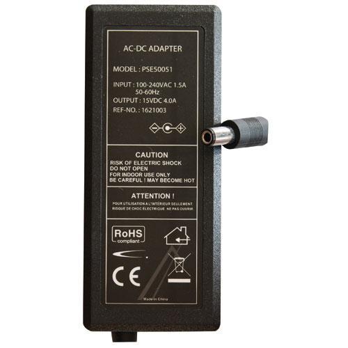 Ładowarka | Zasilacz 15V/4A/60W do laptopa Toshiba PSE50051EU,0