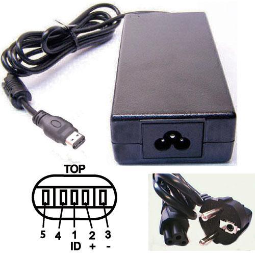 Ładowarka   Zasilacz 18.5V/4.9A/90W do laptopa HP NTNB18,5V90WHPN,0
